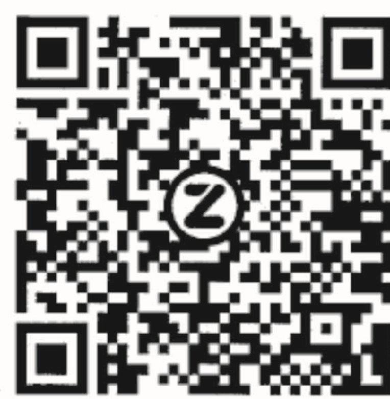 Make a donation using Zapper