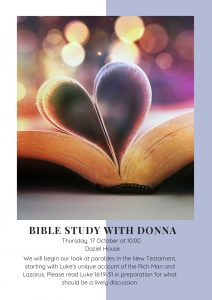Bible Study with Donna