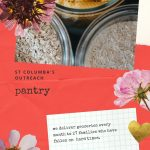 Pink Floral Modern Scrapbook Infographic Birthday Poster (14)