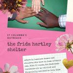 Pink Floral Modern Scrapbook Infographic Birthday Poster (9)